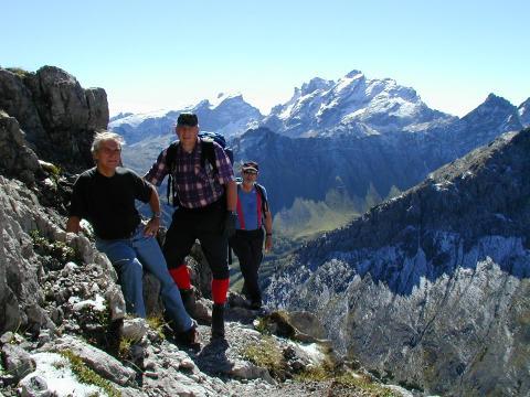 Heinrich Hueter Hütte, Zimba, Montafon, Vorarlberg
